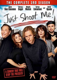 Сериал Журнал мод/Just Shoot Me!  6 сезон онлайн