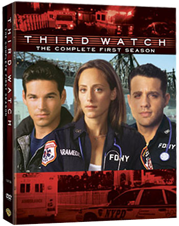 Сериал Третья смена/Third Watch  1 сезон онлайн