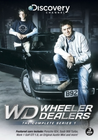 Сериал Махинаторы/Wheeler Dealers  16 сезон онлайн