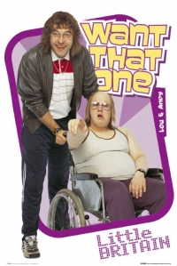 Сериал Ваша Бриташа/Little Britain  3 сезон онлайн