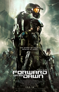 Сериал Halo 4: Идущий к рассвету/Halo 4: Forward Unto Dawn онлайн