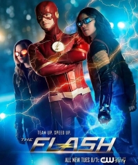 Сериал Флэш/The Flash  6 сезон онлайн