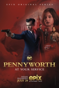 Сериал Пенниуорт/Pennyworth  1 сезон онлайн