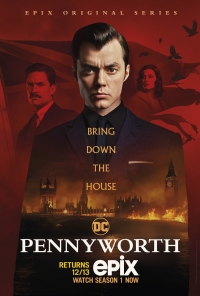 Сериал Пенниуорт/Pennyworth  2 сезон онлайн