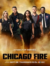 Сериал Пожарные Чикаго/Chicago Fire  6 сезон онлайн