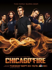 Сериал Пожарные Чикаго/Chicago Fire  8 сезон онлайн